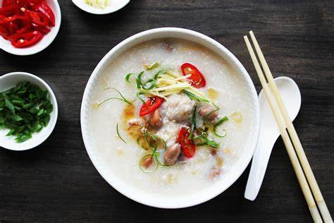 pork bone congee